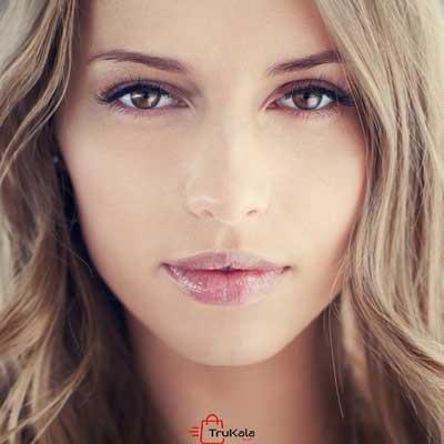 استفاده از آرایش برای ظاهری طبیعی 0